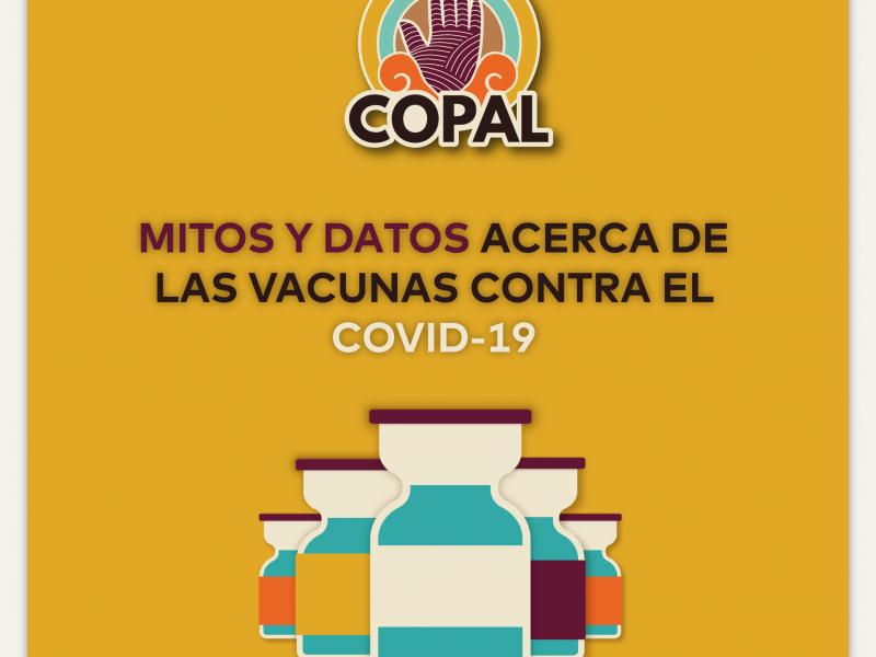 Mitos y datos acerca de la vacunación contra el COVID-19