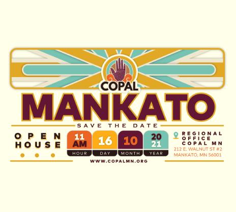 Inauguration of COPAL's Mankato office